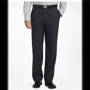 Brooks Brothers Madison Fit Gabardine Trousers
